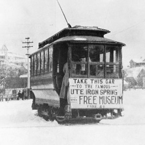 The Dinky trolly